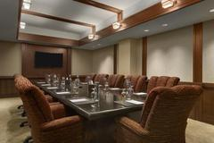 M&M Court Reporting's Boardroom